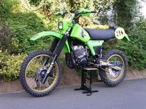 ERK Kawasaki KX 250