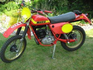 Maico GS 250 T