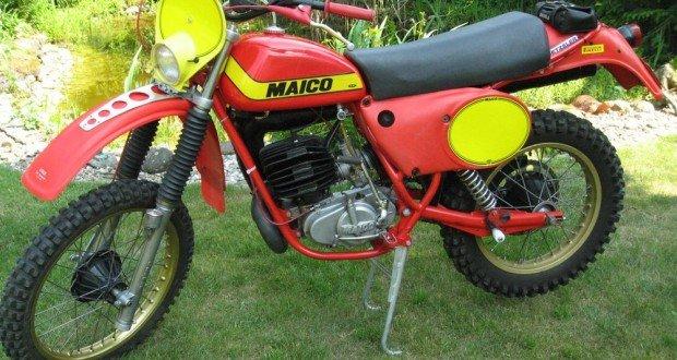 maico gs 250 t bj 1978 1979 enduro. Black Bedroom Furniture Sets. Home Design Ideas