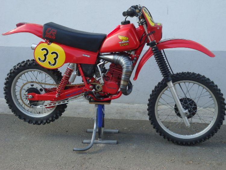 Honda Elsinore 125ccm, Bj.1979