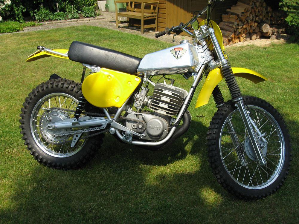 Maico GS 400