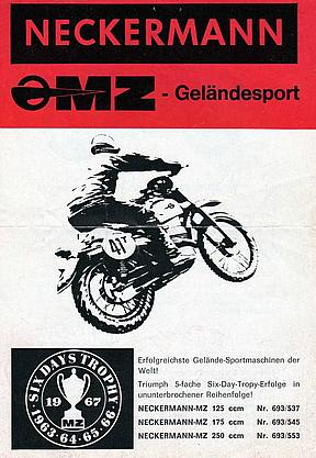 MZ-Werbung