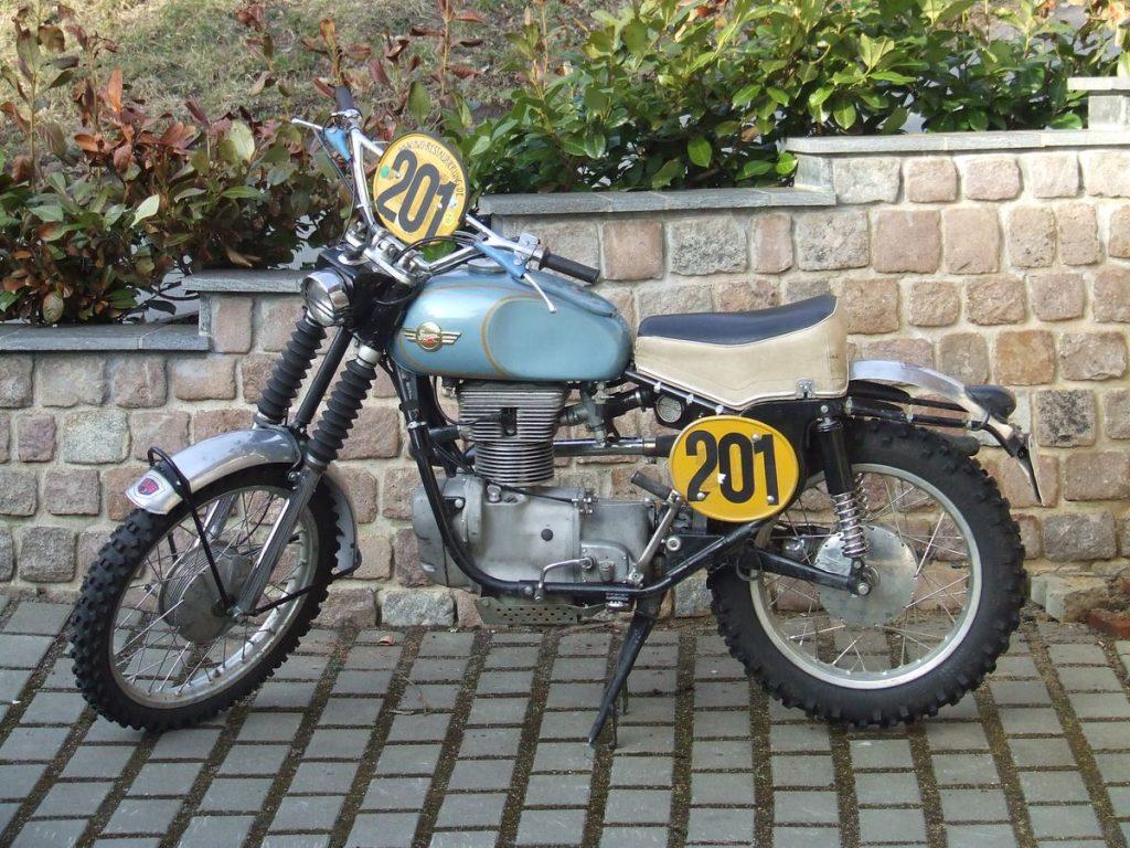 AWO  Werks GS 350, Bj. 1961