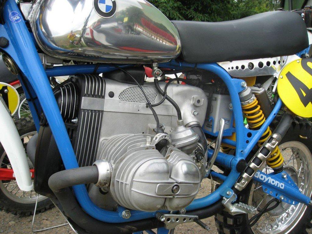 Erlkönig - Motordetails