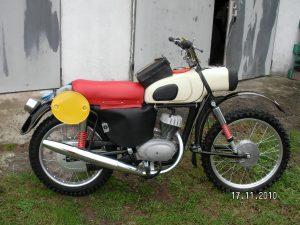 MZ ES 150G