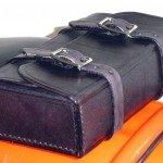 Tasche montiert