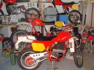 Jawa Rotax 560