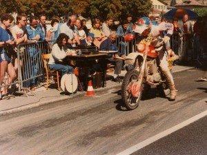 Jawa Rotax 560 im Rennen
