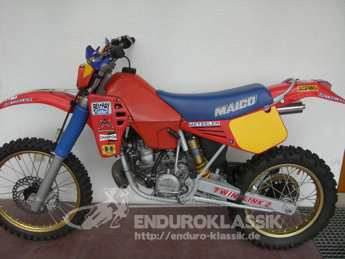 Suzuki Gs Enduro