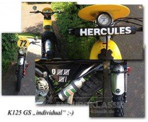 """Details - Hercules """"Individual"""""""