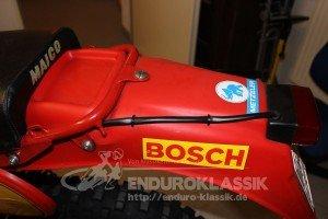 """Büse"" Maico GS 490 mit speziellem Heckkotflügel"
