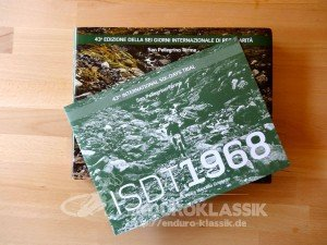 """Buch """"ISDT 1968"""""""
