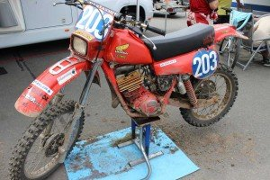 "Honda Elsinore 125 "" Red Rocket"""