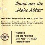 Sonnefeld 1972