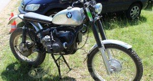 BMW Trialbike