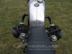 BMW Trialbike, Tank