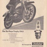 Isolator Werbung