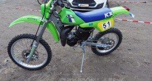 Kawasaki KX 80 GS
