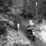 1970er Auffahrt Neustadt an der Grenze