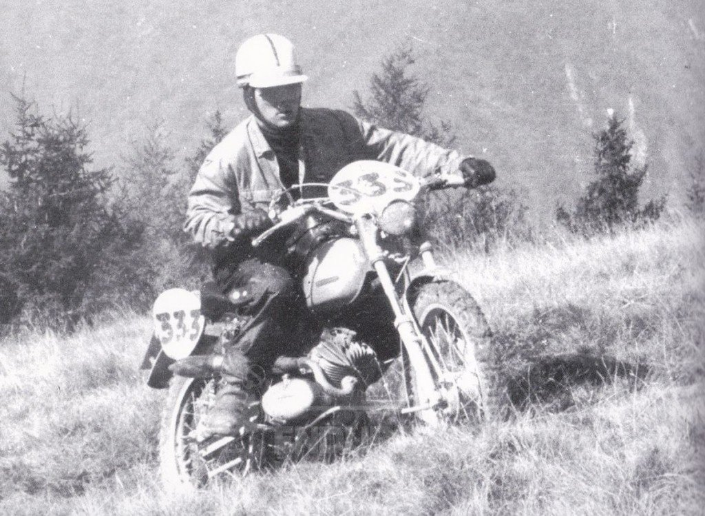 Wolfgang Butzner,  San Pellegrino 1968