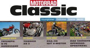 Motorrac Classic Artikel