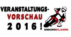 Vorschau 2016