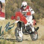 Eddy Hau Paris-Dakar