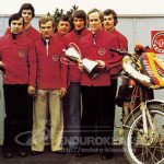 Sixdays-Gewinner 1975 Isle of Man