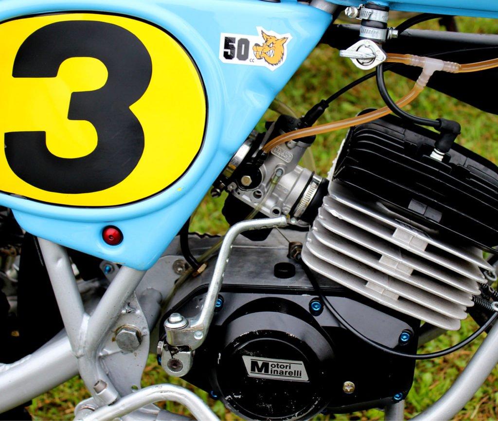 Motor der AIM
