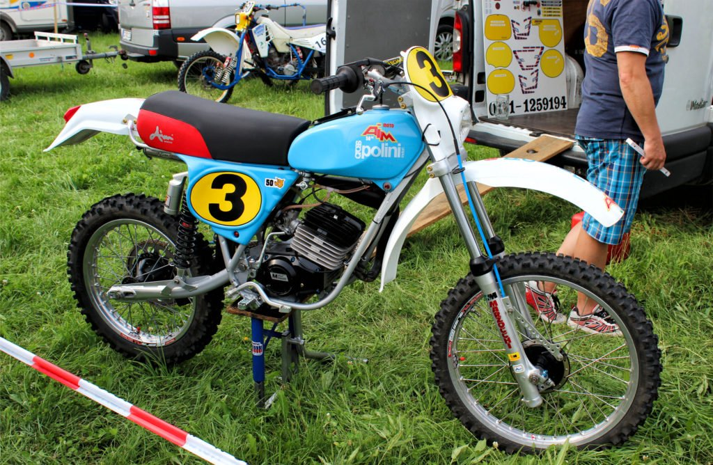 Assemblaggio Italiano Motocicli