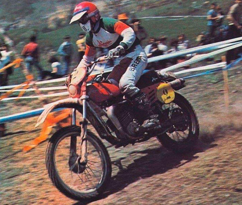 Gino Perego 1979 auf AIM