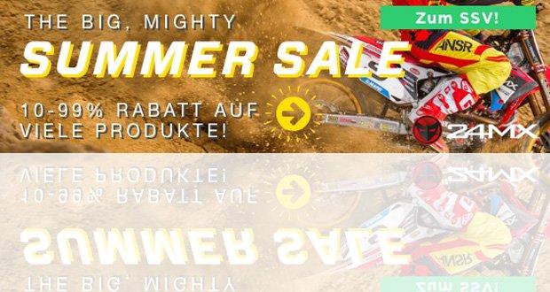 24 MX Summer Sale