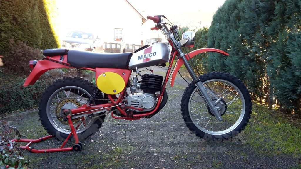 Maico GS Bj. 1977 (26)