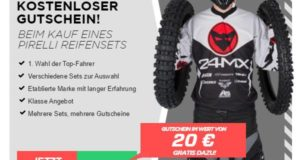 Pirelli bei 24MX
