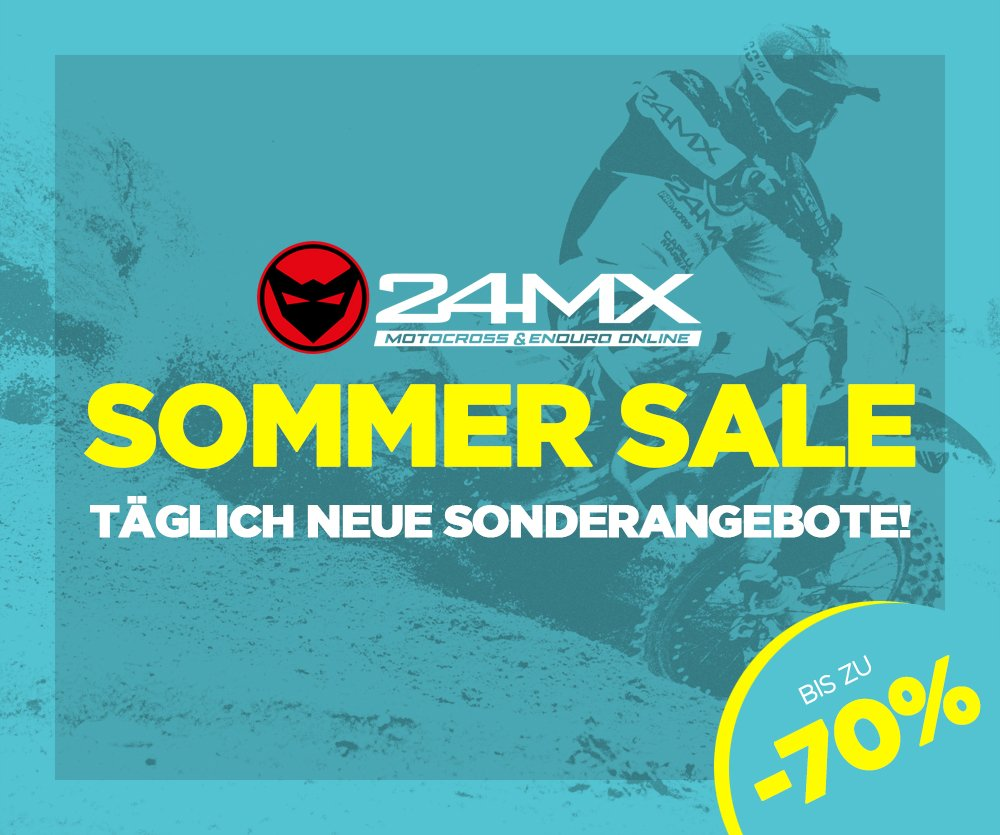 24MX Sommer Sale