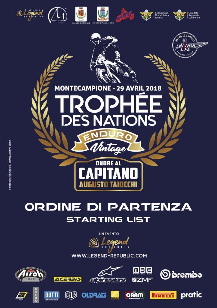 Trophée Des Nations 2018