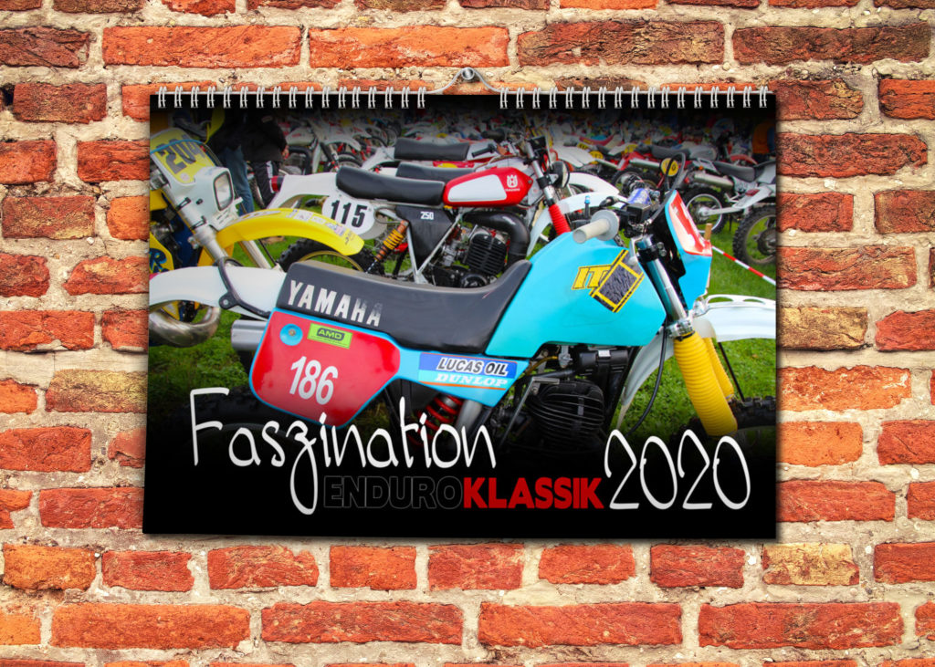 Kalender Faszination Enduroklassik 2020