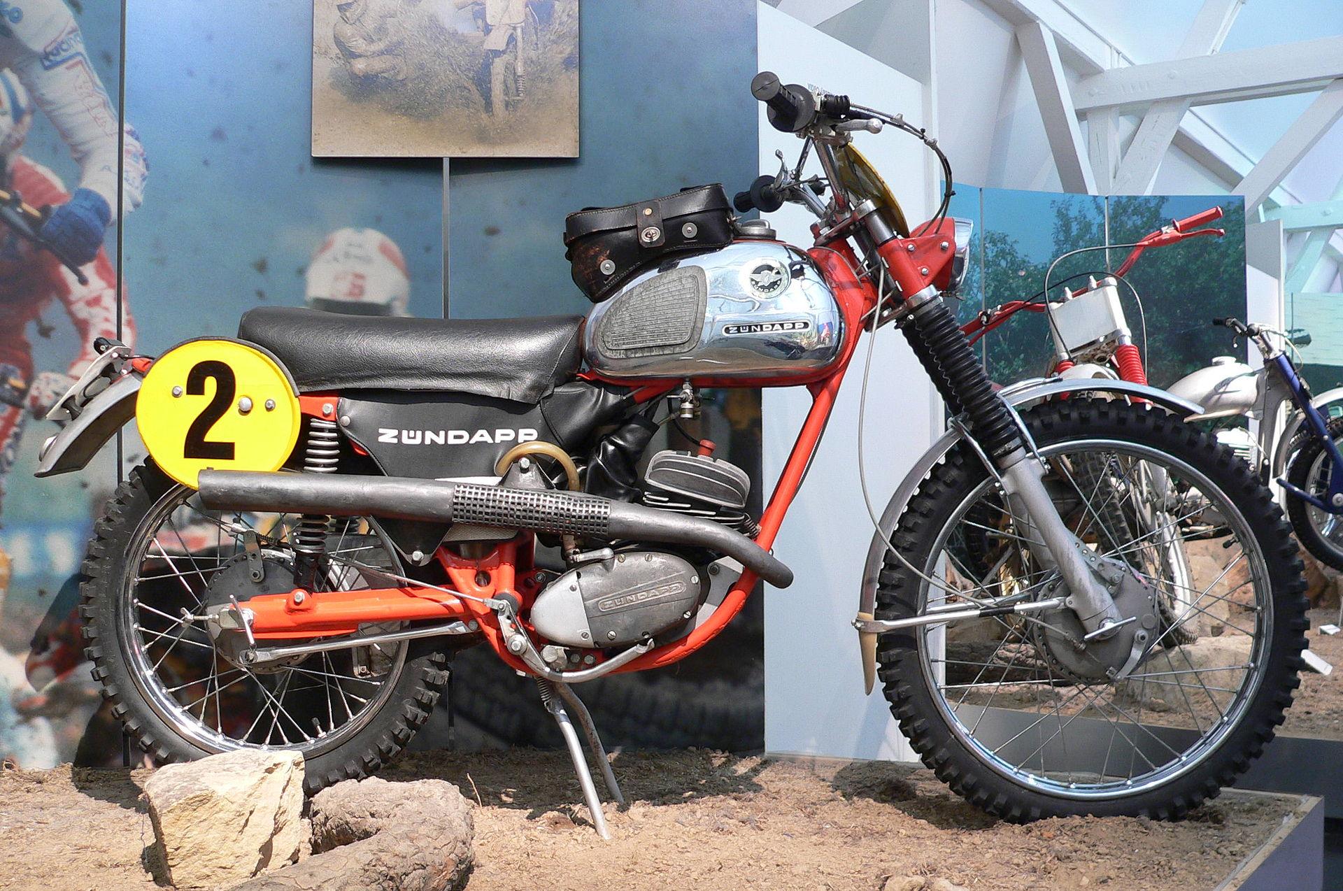 Zuendapp GS 50